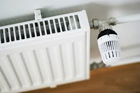 Radiator picture for central heating service