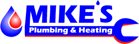 Mike's Plumbing and Heating company logo