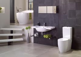Picture of a stylish bathroom